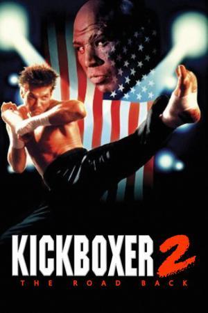 Resultado de imagem para Kickboxer 2 - A Vingança do Dragão (1991)