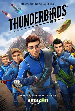 Filmes E Series Parecidos Com Thunderbirds Are Go Melhores
