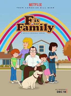 F is for Family (2015)