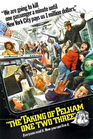 O Sequestro do Metrô (1974)