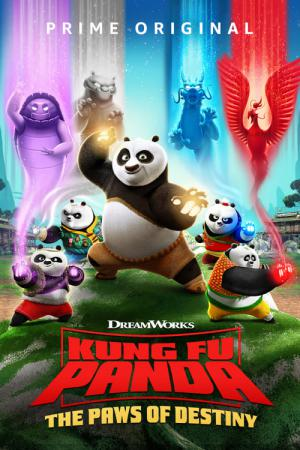 Kung Fu Panda: As Patas do Destino (2018)