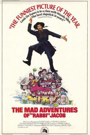 As Loucas Aventuras de Rabbi Jacob (1973)