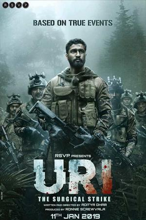 Uri: The Surgical Strike (2019)