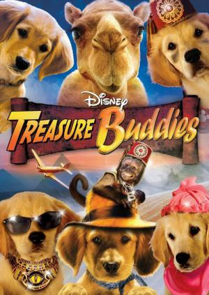 Treasure Buddies - Caça ao Tesouro (2012)