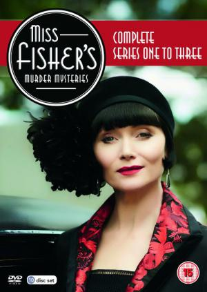 Os Mistérios De Miss Fisher (2012)