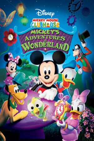 A Casa do Mickey Mouse - As Aventuras do Mickey No País Das Maravilhas (2009)