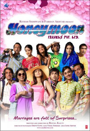 Honeymoon Travels Pvt. Ltd. (2007)