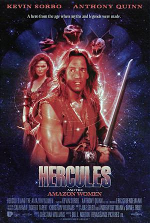 Hércules E as Amazonas (1994)