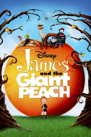 James e o Pêssego Gigante (1996)